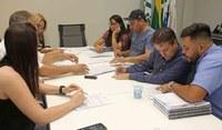 CFO discute e aprova projetos durante reunião na Câmara de Campo Mourão
