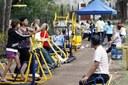 Cidade Verde:  ATI e pista de caminhada